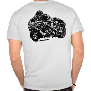 Busa Drag Bike streetbike motorcycle ama racing Shirts