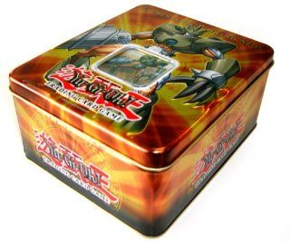 Yu Gi Oh! Tin 2007 Elementarheld Grand Neos + 5 Booster deutsch