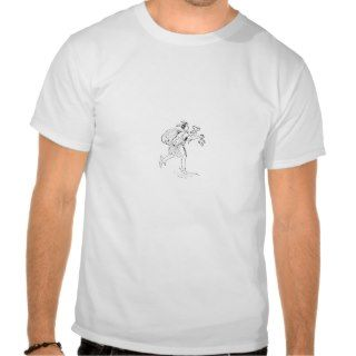 Ancient Greek Symbol God Hermes Tees
