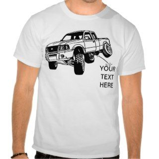 98 03 Ford Ranger Peeing On Tshirts