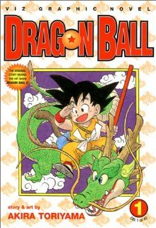 Dragon Ball, Volume 1 (Dragon Ball Chapter Books): Akira