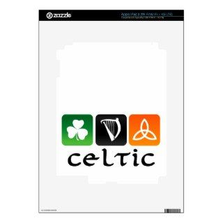 Celtic Symbols iPad 3 Decals
