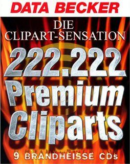Premium Cliparts. 9 CD  ROM für Windows 95/98: Software