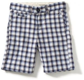Lee Jungen Short CHINO SHORTS   L192CO71, Gr. 128 (8), Blau (BLUE