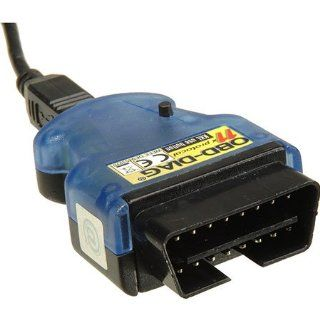 OBD 2 Interface OBD DIAG AGV 4000 inkl.: Elektronik