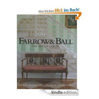 Farrow & Ball: The Art of Color: Art of Colour eBook: Brian D. Coleman
