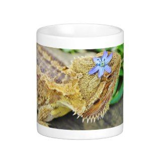 Pretty Bearded Dragon Mug