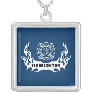 Firefighter Tattoo Jewelry