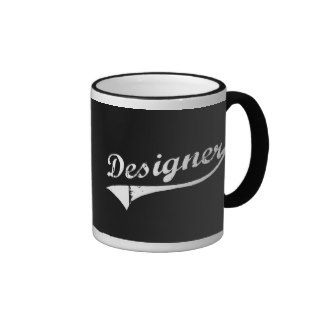 Interior decorator designer gift mugs