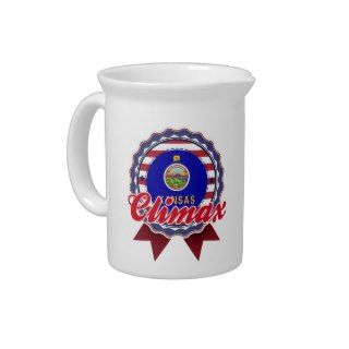 Climax, KS Beverage Pitchers