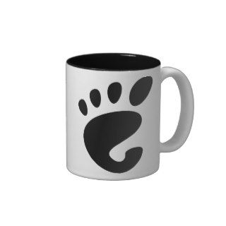 Gnome   Linux   OSS FSF Coffee Mugs
