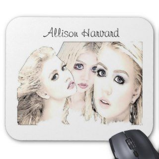Allison Harvard Mouse Mats