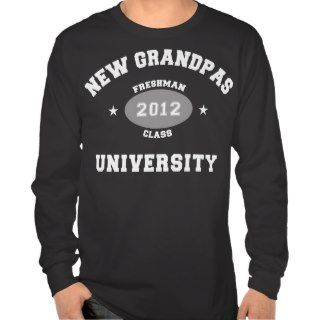 New Grandpa 2012 Tees