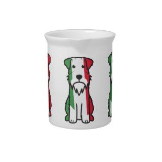 Miniature Schnauzer Dog Cartoon Pitchers