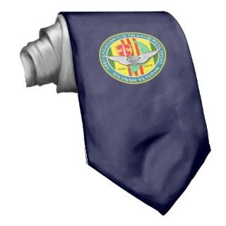 146th Avn Co RR 3   ASA Vietnam Neckties