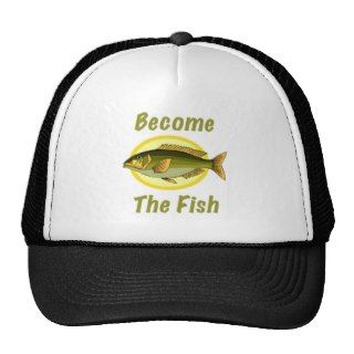Become The Fish Womens Funny Fishing T Shirt