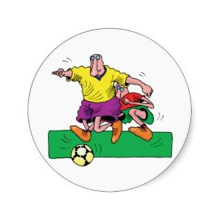 Soccer Futbol Football Exercise Sports Fanatic Sticker