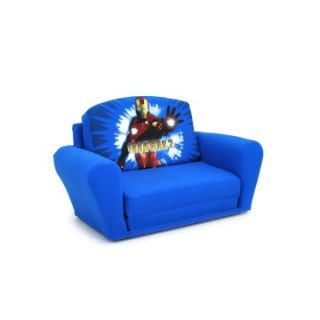 Kidz World Iron Man 2   Sleepover Sofa
