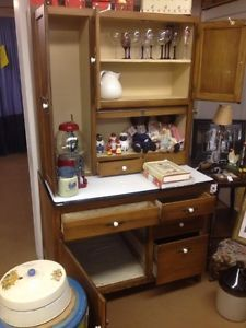 Authentic Antique Hoosier Cabinet