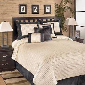 Beautiful 4 5 Piece King Ashley Furniture Bedroom Set