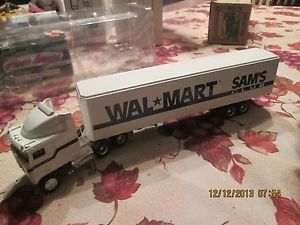 Wal Mart Sam's Club Tractor Trailer