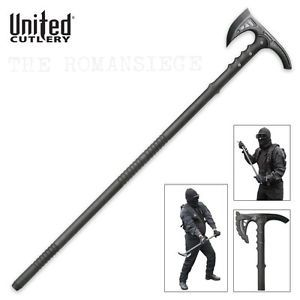 United Cutlery M48 Kommando Survival Axe Cane UC2905 New