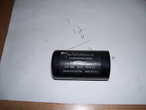 Vtg Automatic Doorman Garage Door Opener Motor Starting Capacitor