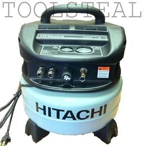Hitachi EC510 6 Gallon 145 PSI Electric Air Compressor EC 510 with Warranty