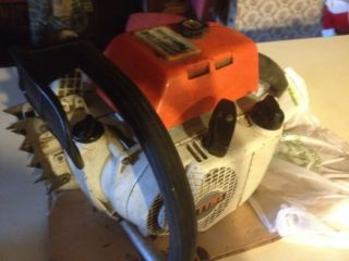 Stihl 041 Farmboss Chainsaw