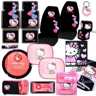 Hello Kitty Car Seat Cover Ebay