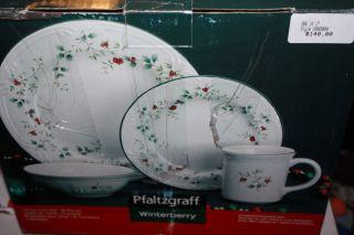 ... Pfaltzgraff Winterberry Dinnerware Set 15 Piece ... & Pfaltzgraff Winterberry Dinnerware Set