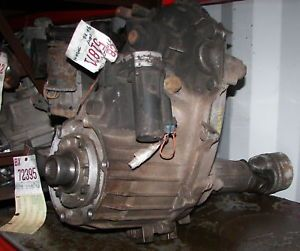 1996 1998 Chevy Tahoe Suburban Transfer Case
