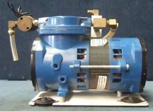 Thomas Power Air Pump 107 Series Diaphragm Pump