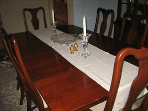 ... Solid Cherry Dining Room Set By Lexington Furniture ...