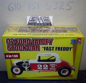 Model Kit Brand New Inventory CLEARANCE Grand Slam Sale AMT 1932 Jalopy SC 1 25