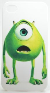 Monsters Inc Mike Wazowski iPhone 4 4S and 5 Case Cover US Seller