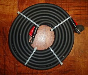 OMC Johnson Evinrude Outboard Motor Battery Cables 10' Feet Long