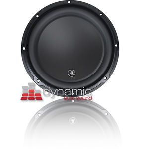 "JL Audio® 12W3V3 2 12"" Single 2 Ohm W3V3 Series Car Audio Subwoofer Sub New"