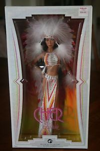 70's Cher 2007 Black Label Indian Fashion by Bob Mackie