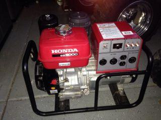 ... Honda EG5000 Generator 5000W 120 240V Commercial Generator $1800MSRP ...