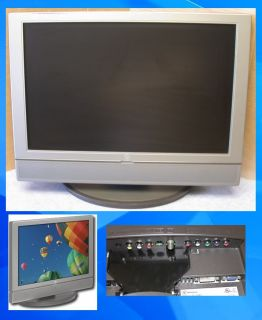 Westinghouse Model LTV 19W3 19 inch 720P HD LCD TV Widescreen Television Monitor