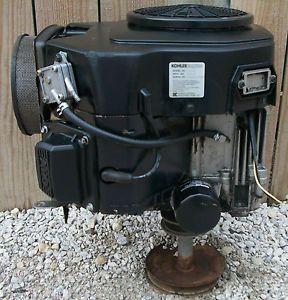 20 HP Kohler Vertical Shaft Engine from Murray Lawn Garden Tractor