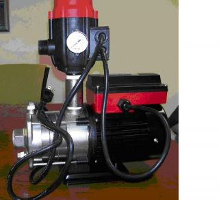Water Landscape Booster Pump 3 4HP TPH Q Series with Auto Controller 4 15GPM