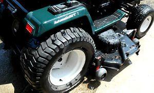 """Craftsman Lt 1000 Riding Lawn Mower Garden Tractor 50"""" Deck"""