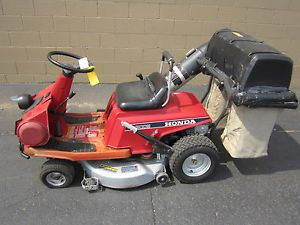 honda harmony 2013 riding mower needs starter parts or repair pickup only. Black Bedroom Furniture Sets. Home Design Ideas