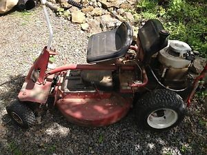 Lot of 4 Snapper Riding Mower Lawn Garden Tractors Lots of Spare Parts