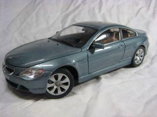 BMW 6 Series Cararama Diecast Car Model 1 24 1 24