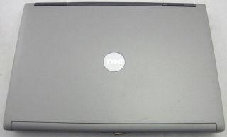 Dell Latitude D620 Core Duo 1 6GHz 2GB RAM 120GB HDD Laptop WiFi CD RW DVD RW