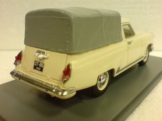 "1 43 GAZ M22 ""Volga"" Pick Up Mit Plane Udssr USSR 1965 NEO44437"