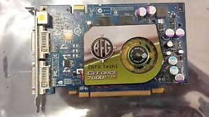 BFG Tech BFGR76256GTOCE NVIDIA GeForce 7600 GT OC 256MB PCI Express PCIe X16